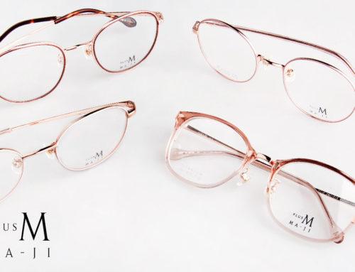 【PLUS M MA-JI日本設計師品牌】吸睛度滿百的開運鏡