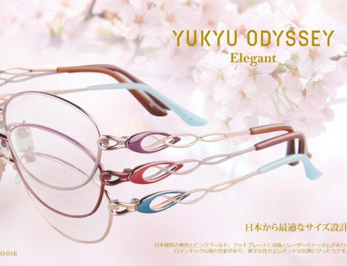 【Yukyu Odyssey-Elegant】Circle系列2020新款~雙圈色彩 雙倍環繞