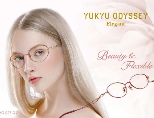 【Yukyu Odyssey 悠久】Circle 蝶舞系列~2021環繞上市