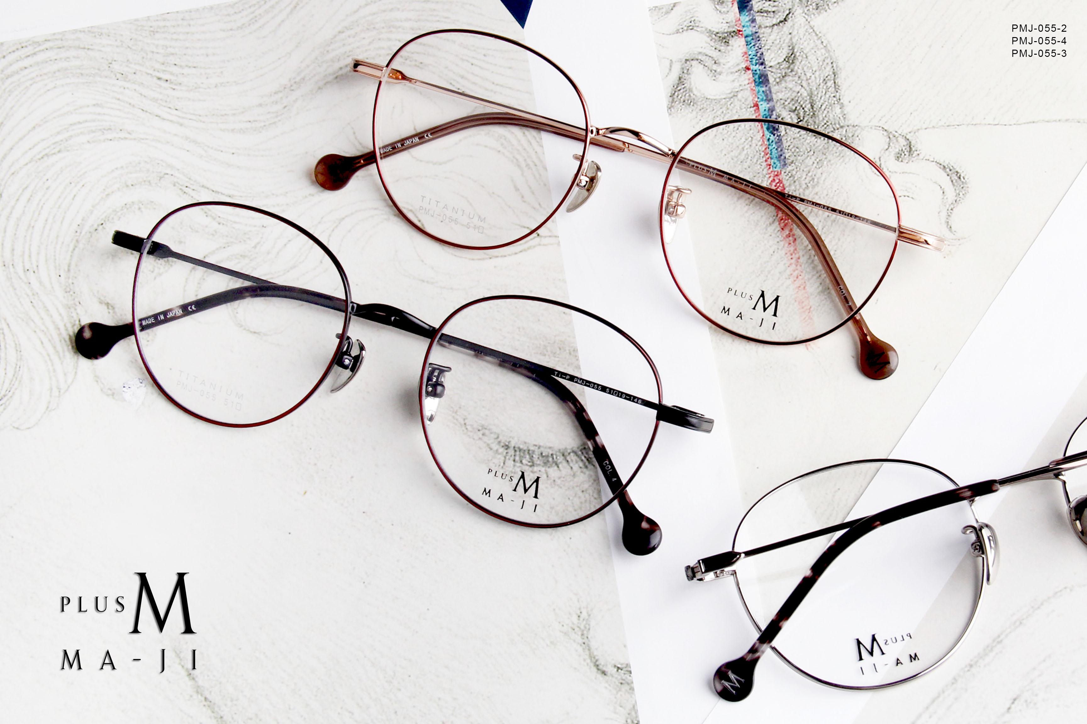 【PLUS M MA-JI 日本設計師品牌】「多角形」的中性酷