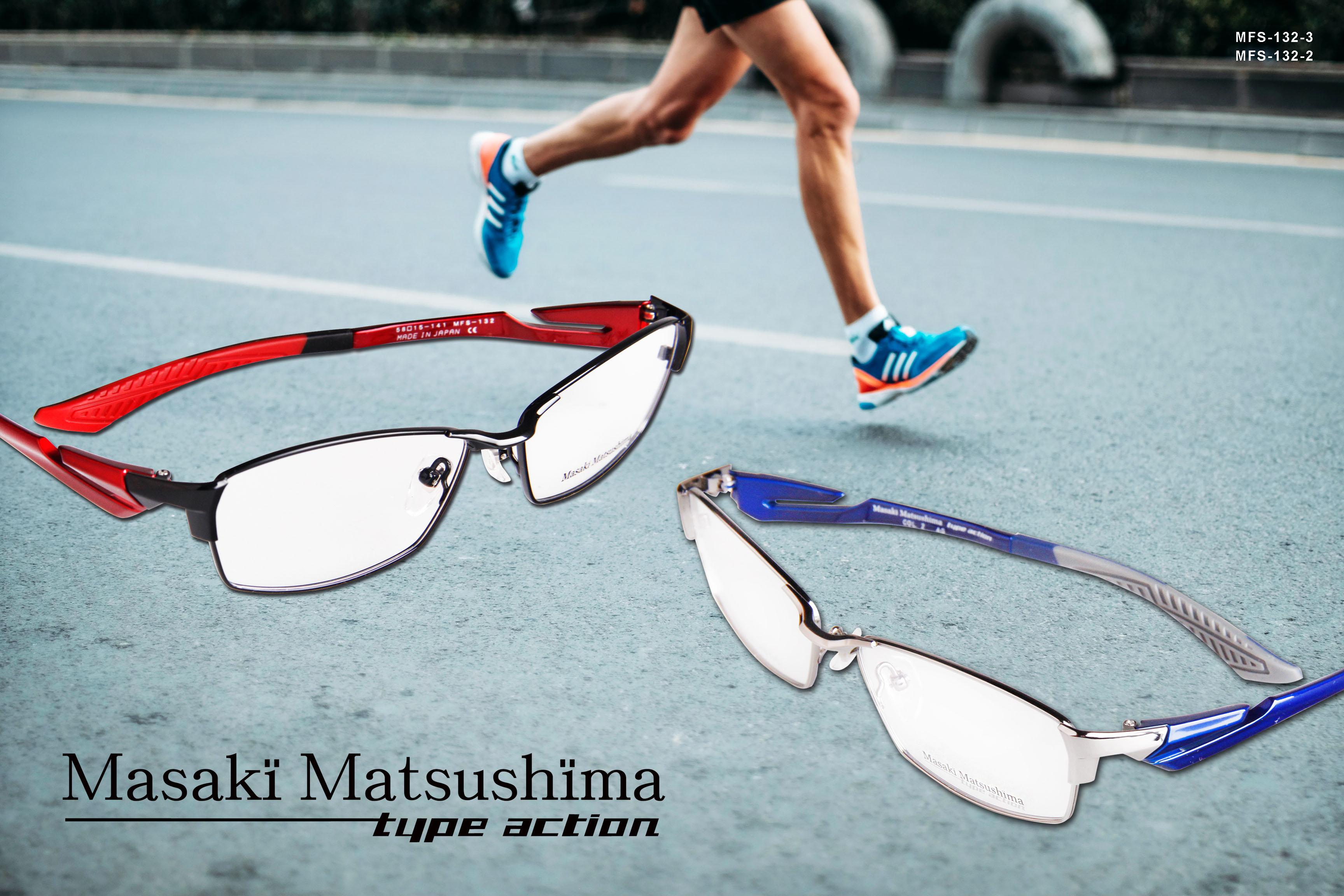 【Masaki Matsushima 】Type Action運動系列~新品極速上市